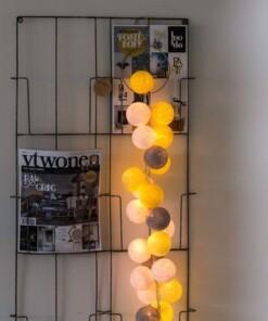 Hanksome Lights Yellow-gray Hanksome Lights