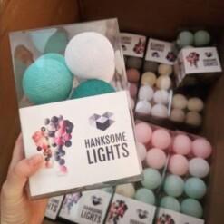 Hanksome Lights Baby Girl