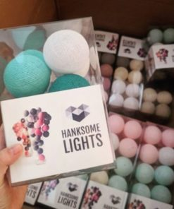 Hanksome Lights Baby Girl