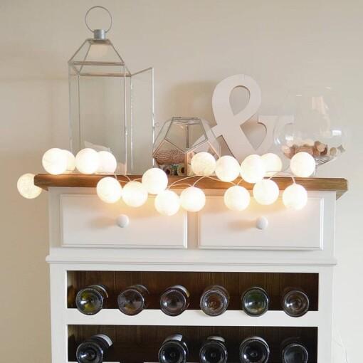 Hanksome Lights Perfect White