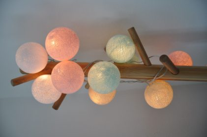 Hanksome Lights Light Pastel